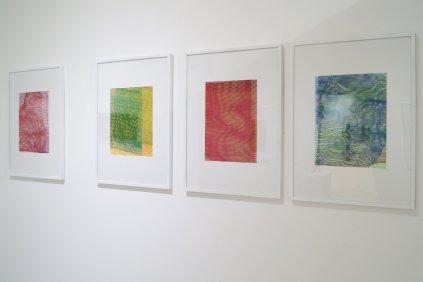 Echo Of Hidden Places, Patrick Tabarelli, FabulaFineArt, Ferrara 2017, installation view