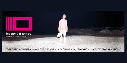 Festival Fotografia Europea ReggioEmilia, Immagine di copertina © Mrjolein Blom, Timetraveler, Spain, 2014