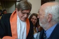 Ettore Spalletti con Franco Summa