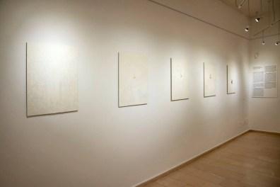 Del filo e del segno, la serie di Giovanni Gaggia Sanguinis Suavitas foto Natascia Giulivi