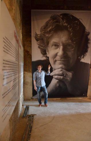Michael Kenna, Palazzo Casamarte, Loreto Aprutino, 2017