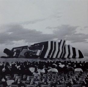 Adalberto Abbate, Concordia, 2017, 150x150cm, print on canvas
