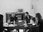 Transpolitica. T.Pers, A.Bellobono, G.Gaggia, I.Pers, M.L.Paiato, in video Stefania Galegati Shines.JPG
