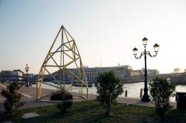 Andremo, scultura back, Foto Giovanni Fiamminghi