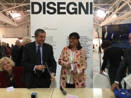 Ilaria Bonacossa - Conferenza Stampa Artissima 2017