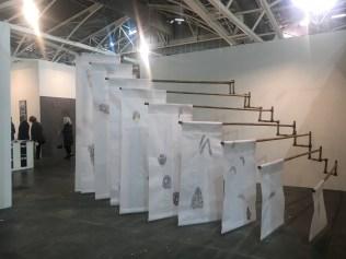Galleria Marina Castillo Deball - Genova - sezione Disegni - Artissima 2017