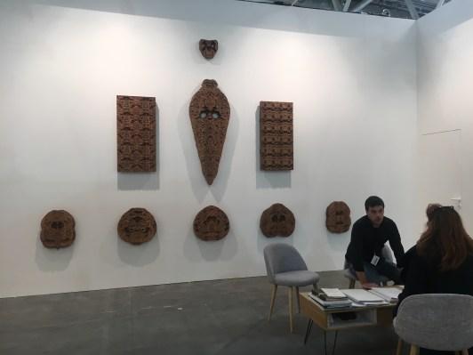 Galleria Thomas Brambilla - Bergamo - Artissima 2017