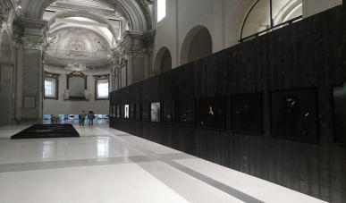 Mustafa Sabbagh, XI comandamento: non dimenticare, Musei San Domenico e Musei Civici - Forlì, 2017