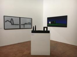 Tino Stefanoni, Pittura oltre Pittura, Reggia di Caserta, 2017