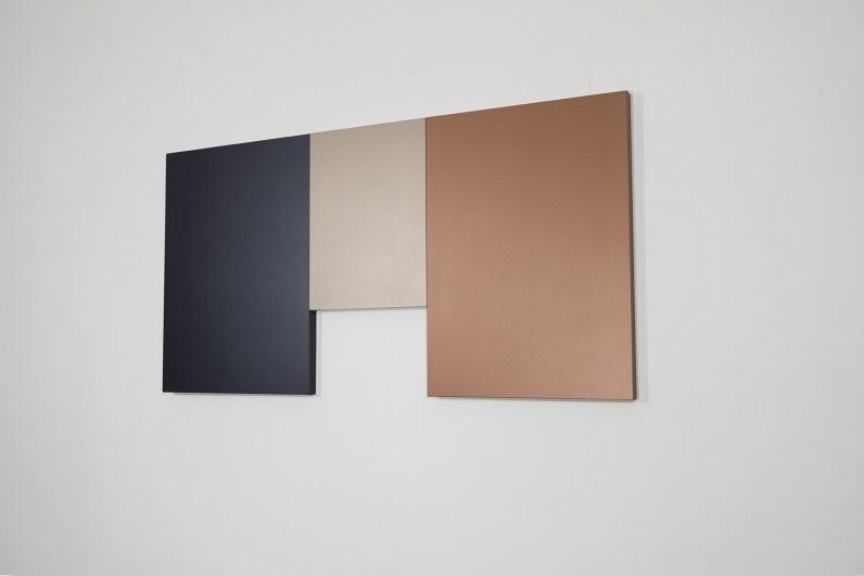 Metallic BIVEST + 1 (Model '65), 2017