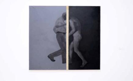 Carlo Alfano, Figura n. 10, 1984. Collezione Incutti & Paliotto. Foto Giuseppe Gaeta. Courtesy Archivio Alfano