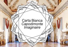 Carta Bianca, Museo di Capodimonte, Napoli, 2017
