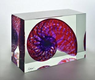 Bologna - Artefiera, Michal Macku, Glass gellage LIII, 2017_Paci contemporary
