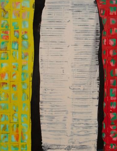 Franco Meneguzzo, Muduli Chiari e Torso,1962, olio su tela, 70x90