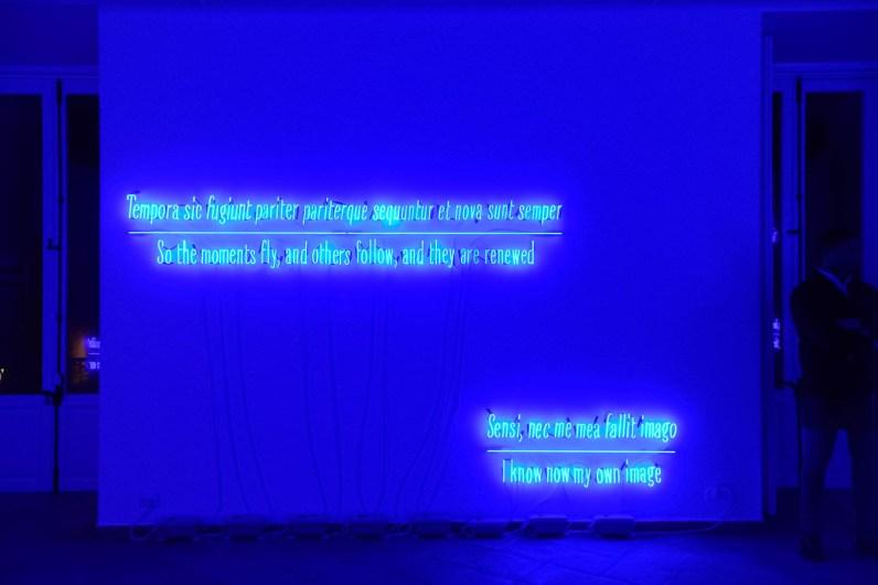Joseph Kosuth - Maxima Proposito