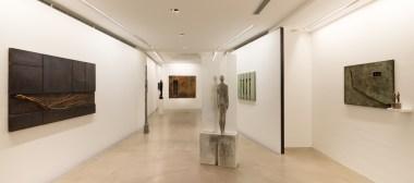 Hermann J. Runggaldier, ZwischenKörper, 2018 Antonella Cattani contemporary art