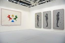 Felice Levini - Arte Fiera 2018 - ph Roberto Sala