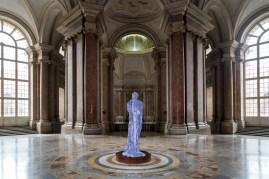 Matteo Montani, Unfolding. Reggia di Caserta, 2017-2018_ © Danilo Donzelli Photography