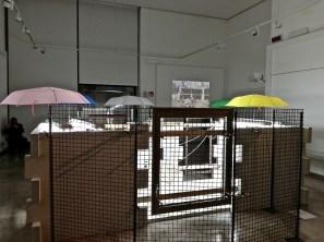 Dell'abitare incerto - Vittorio Messina - Habitat con varchi in una regione piovosa