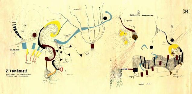 Daniele Lombardi, Due movimenti 24