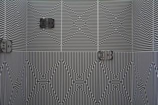 Vincenzo Marsiglia, Optical Room, Summeat Festival Pescara, Photo Roberto Sala