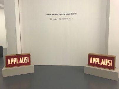 Gianni Pettena - Galleria Giovanni Bonelli