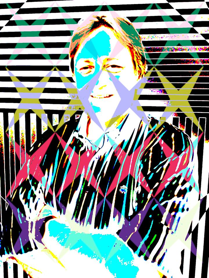 Vincenzo Marsiglia, Interactive Portrait, Luigi Di Fonzo, Summeat Festival Pescara 21>24 aprile 2018, Sponsor Metamer, Photo Roberto Sala
