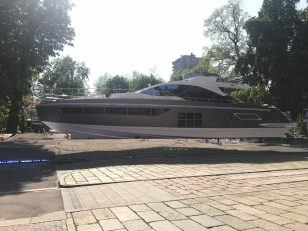 Yacht Azimuth S7