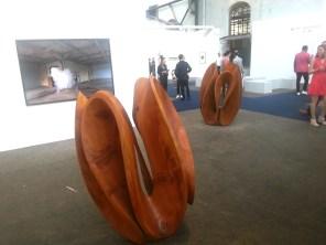Giampietro Carlesso Essenza 2015-2017, Galleria Ronchini, Londra