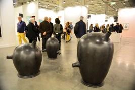 Tony Cragg - Deweer Gallery, Belgio