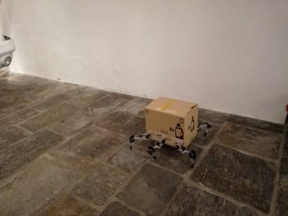 PROJECT ROOM #7   Donato Piccolo, Imprévisible, Fondazione Arnaldo Pomodoro, 2018, photo Carlos Tettamanzi