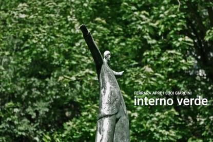 Un bronzo di Sergio Zanni, foto di Silvia Franzoni