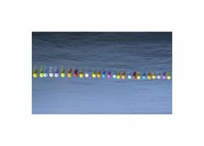 Balloons on the Sea, 2011. Photographic print on Kodak Professional Endura paper, 80 x 110 cm (edizione di 6) - courtesy dell'artista