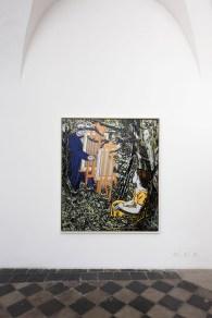 REAZIONE A CATENA. Differenti vie della Pittura #1, a cura di Gino Pisapia - 1/9unosunove arte contemporanea - Roma 2018