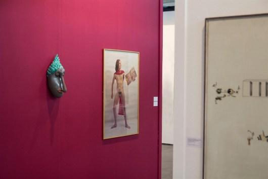 Inside ArtVerona 2017_Pad12_Courtesy @Conceptual@Luigi Ontani©CaterinaParona