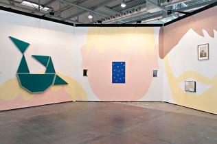 Inside ArtVerona 2017_Pad12_Courtesy Frutta Gallery @ Gabriele de Santis @ Alek O @ Santo Tolone @Bedwyr Williams