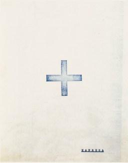 Beuys Joseph Beuys Manresa 1966 inchiostro su carta 300x210 mm Foto Paolo Pugnaghi