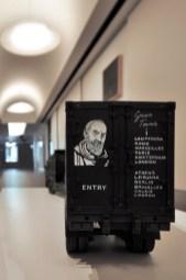 Giuseppe Stampone, Emigration Made, 2015 foto Angelo Marra 1