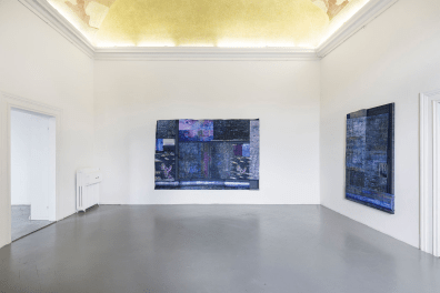 Kristan Touborg - Summer Night Plasticity (Excessive Impressionism) VII, 2018 & Summer Night Plasticity (Excessive Impressionism) IV, 2018