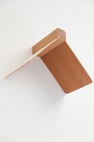 "Filippo Leonardi_Colombaia ""otium"", 2012:2018 wood, cm 17x15x29_Photo Credit Michele Vaccaro"
