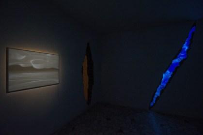 INVITATION TO A DISASTER. Matteo Montani, Piccolo paesaggio in cerca di grazia. Antonio Trimani Ferita 0072, courtesy Le Stazioni Contemporary Art