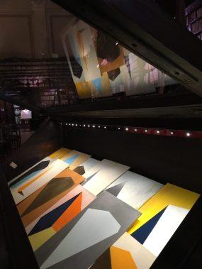 DELPHINE VALLI - particolare - Vallicelliana Project Showcase