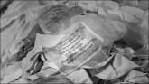 Mandra Cerrone, Mater Dolorosa, particolare delle garzem ph. Luciano Onza, courtesy l'artista