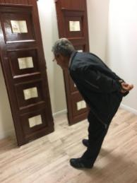 Sabrina D'Alessandro, Pigliaeporta parole pettegole – BoCs Art Cosenza – 13-25 settembre 2018