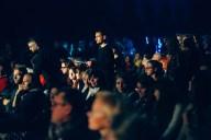 crowd photo by Grzegorz Mart