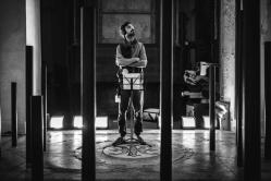 Luca Cataldo, Dalla luce alla proiezione - photo credits Fotonica Festival