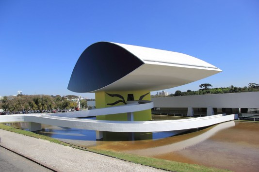 Museu Oscar Niemeyer - MON