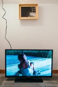 Patrizia Giambi, veduta dell'installazione