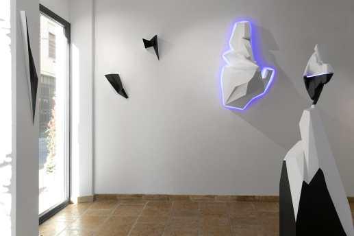 Daniele Salvalai, Distopia di un'ascesa, Kyro Art Gallery, Pietrasanta 2019