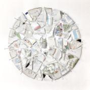 Alice Padovani, Fracture-white, 2018